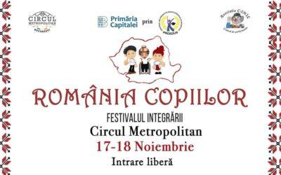 România copiilor – ediție specială Conil FEST