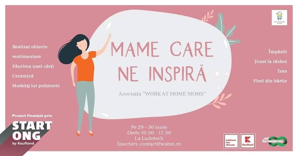 Muzeul interactiv- Mame care ne inspiră